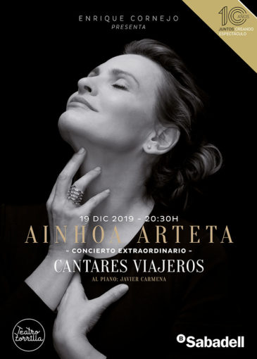 Ainhoa Arteta en Valladolid
