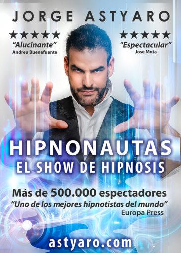 Hipnonautas con Jorge Astyaro