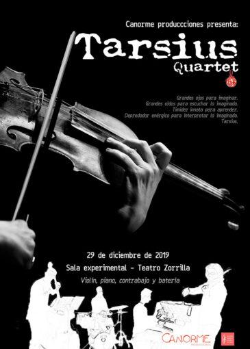 Tarsius Quartet concierto de jazz