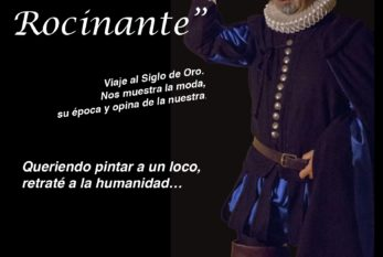 21 de Diciembre: Cervantes, a lomos de Rocinante / Sala Experimental
