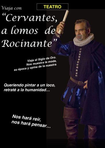Cervantes Teatro Zorrilla