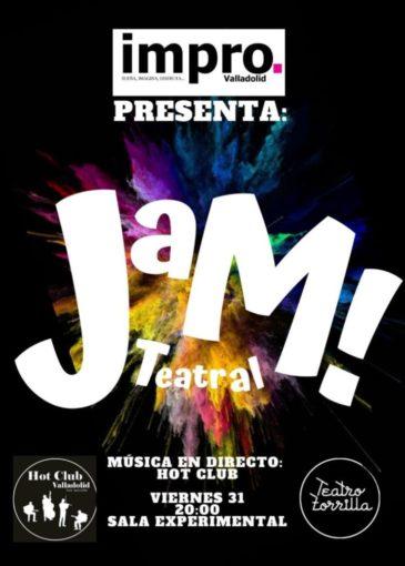 JAM Teatral improvisación Valladolid