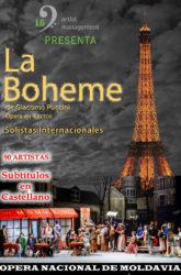 19 de Marzo de 2020: La Boheme