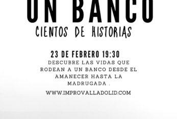 23 de Febrero 2020: Un banco cientos de historias /Sala experimental