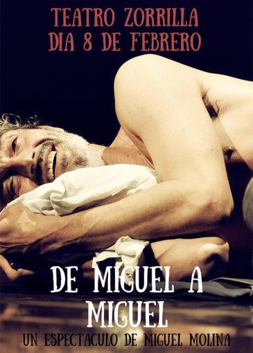 De Miguel a Miguel, con Miguel Molina