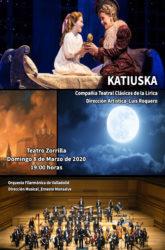 08 de Marzo de 2020: Katiuska