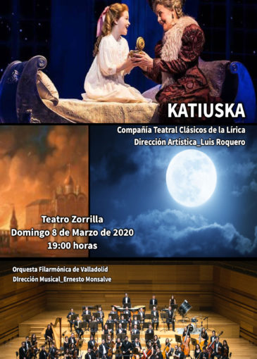 Katiuska ópera rusa