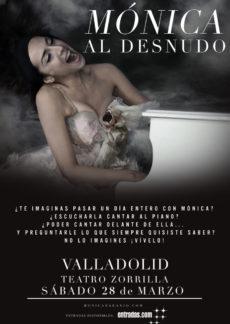 9 de mayo de 2020: Mónica al desnudo
