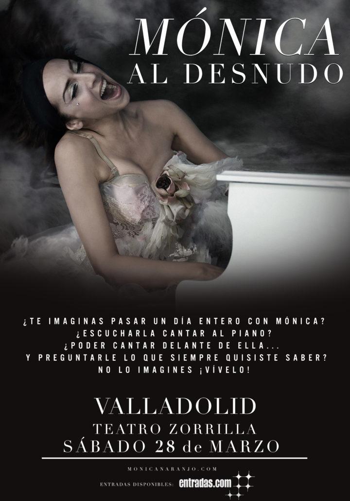 Mónica Naranjo al desnudo