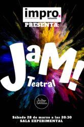 28 de Marzo de 2020: JAM Teatral