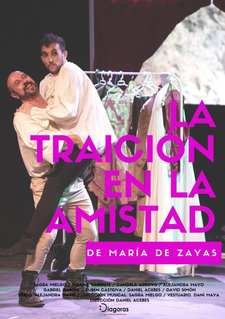 La traición en la amistad de María Zayas