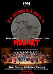 25 de Julio de 2020: La sombra que mató a Mozart