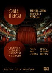 12 de Julio de 2020: Gala Lírica: Ópera, Zarzuela y Musical