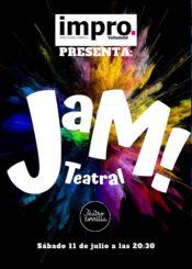 11 de Julio de 2020: JAM Teatral
