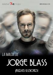 19 y 20 de Septiembre de 2020: La Magia de Jorge Blass