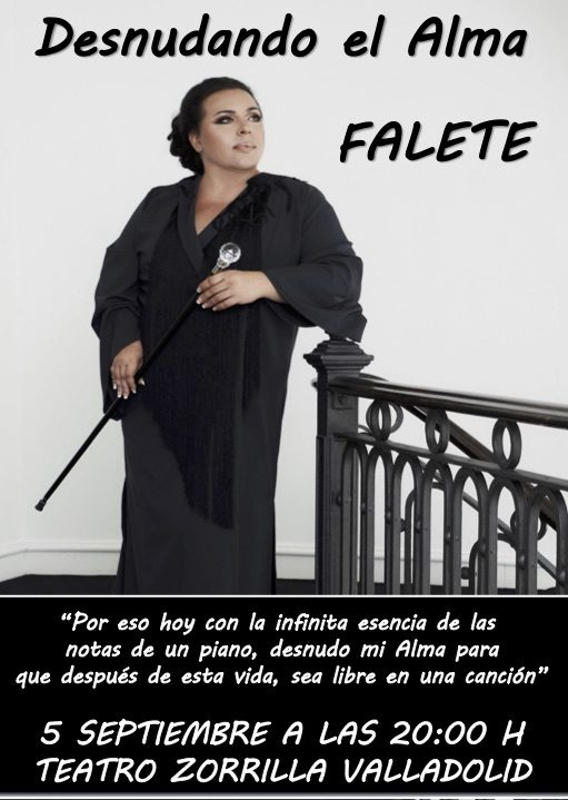 Falete en Valladolid
