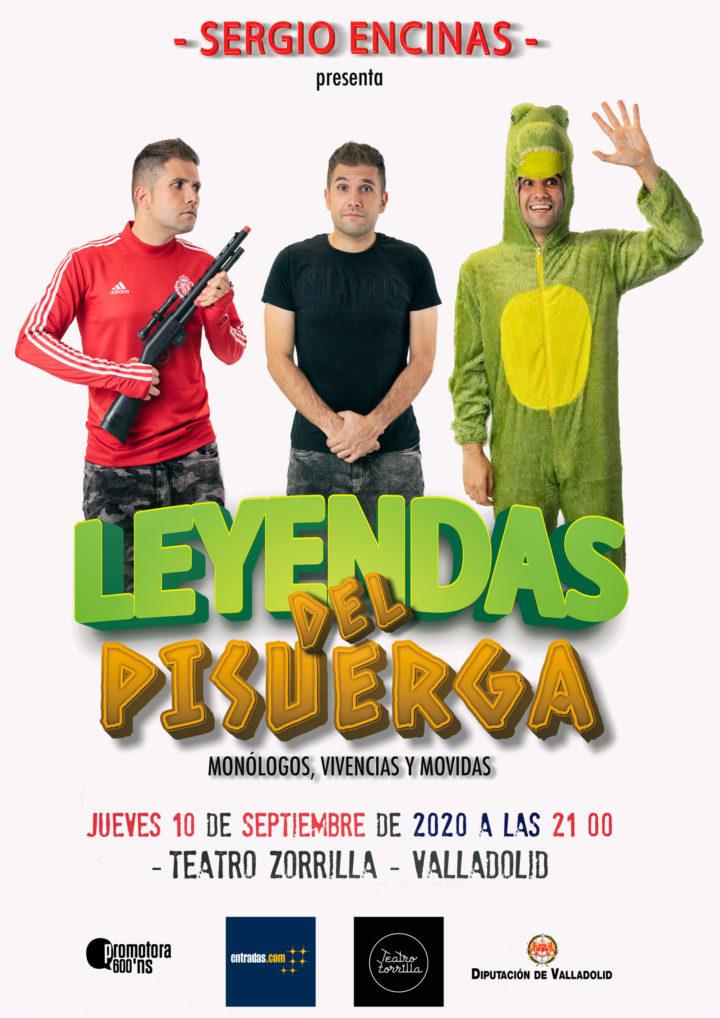Leyendas del Pisuerga en Valladolid