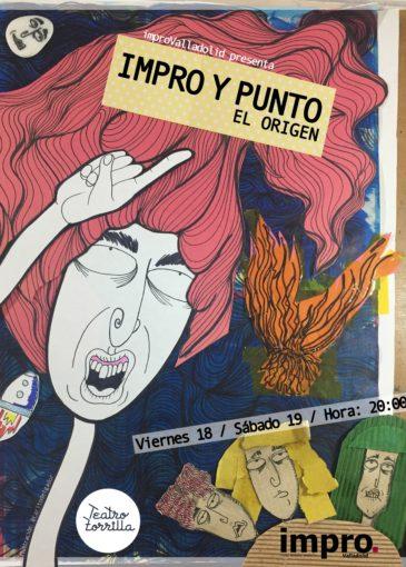 IMPRO Y PUNTO.