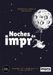 26 y 27 de Septiembre: Noches de Impro