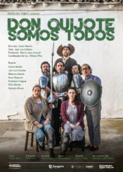 11 de Diciembre de 2020: Don Quijote somos todos