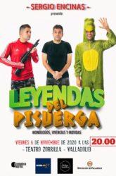 06 de Noviembre de 2020: Leyendas del Pisuerga
