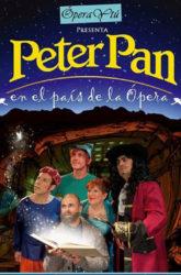 22 de Noviembre de 2020: Peter Pan en el país de la ópera