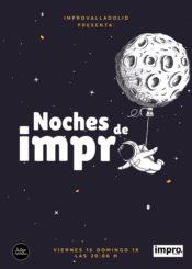 16 y 18 de Octubre: Noches de Impro
