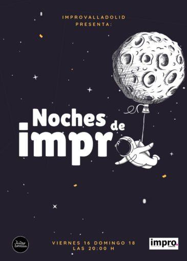 Noches de Impro. Octubre
