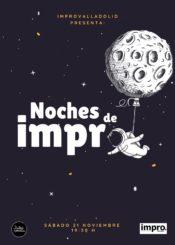 21 de Noviembre de 2020: Noches de Impro