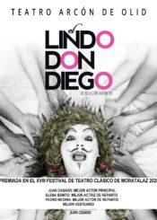 14 de Febrero de 2021: El Lindo Don Diego