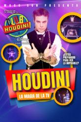 16 de Enero de 2021: Houdini, la magia de la televisión.