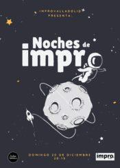 20 de Diciembre: Noches de Impro. Segundo Pase