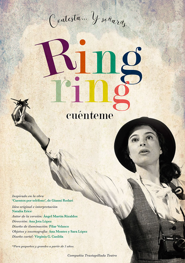 Ring Ring Cuénteme