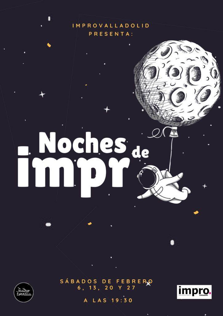 Noches de Impro febrero 2021