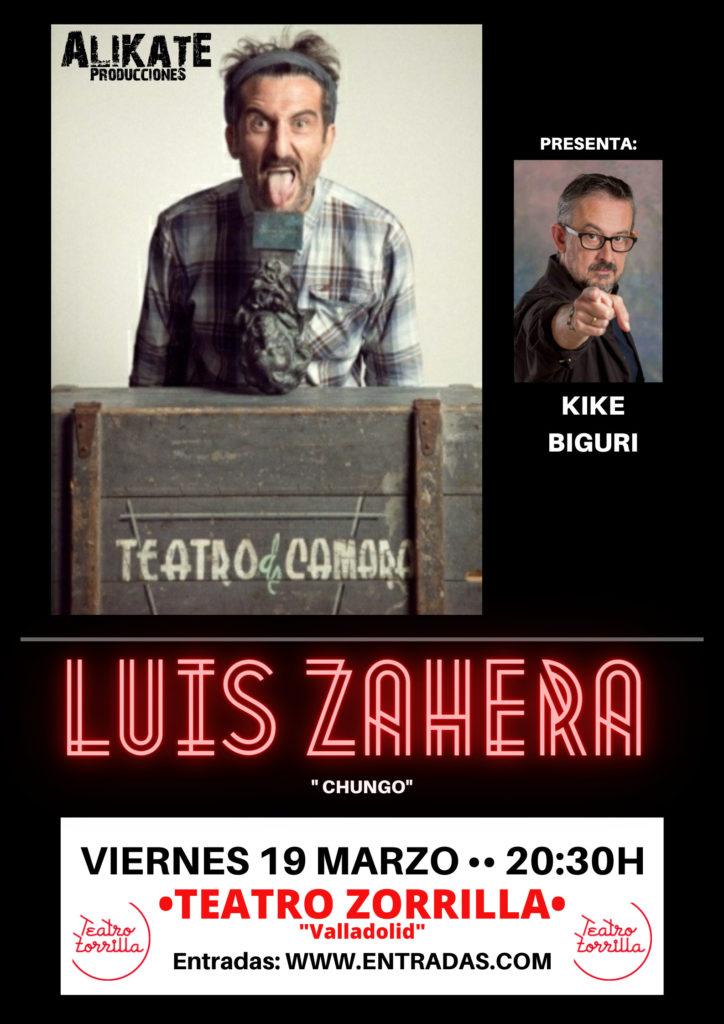 Chungo de Luis Zahera