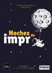 20 de Marzo de 2021: Noches de Impro