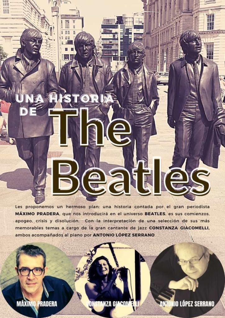 Una historia de The Beatles