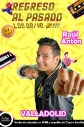 26 de Junio de 2021: Raúl Antón