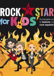 30 de Mayo de 2021: Rock Star for kids