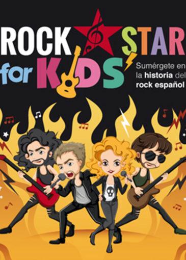 ROCK STAR FOR KIDS