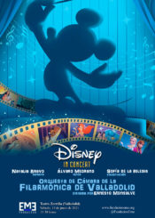 19 de Junio de 2021: Disney in concert