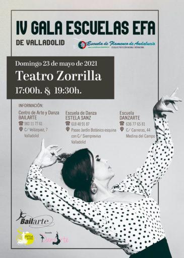 Gala Escuelas Flamenco Andalucía