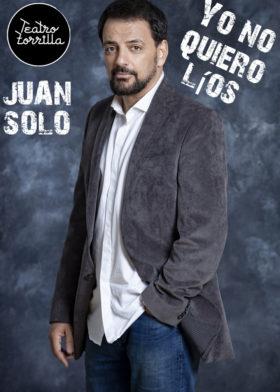 17 de Julio de 2021: Yo no quiero líos. Juan Solo.