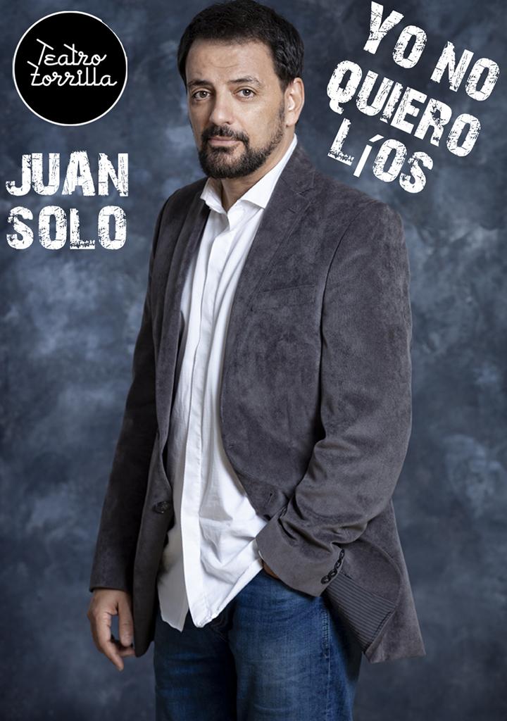 Juan Solo, humorista.