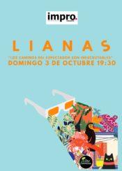 03 de Octubre: Lianas. Impro Valladolid.