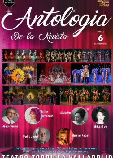 Antologia de la REVISTA en Valladolid