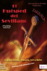 5 de septiembre: EL HUÉSPED DEL SEVILLANO