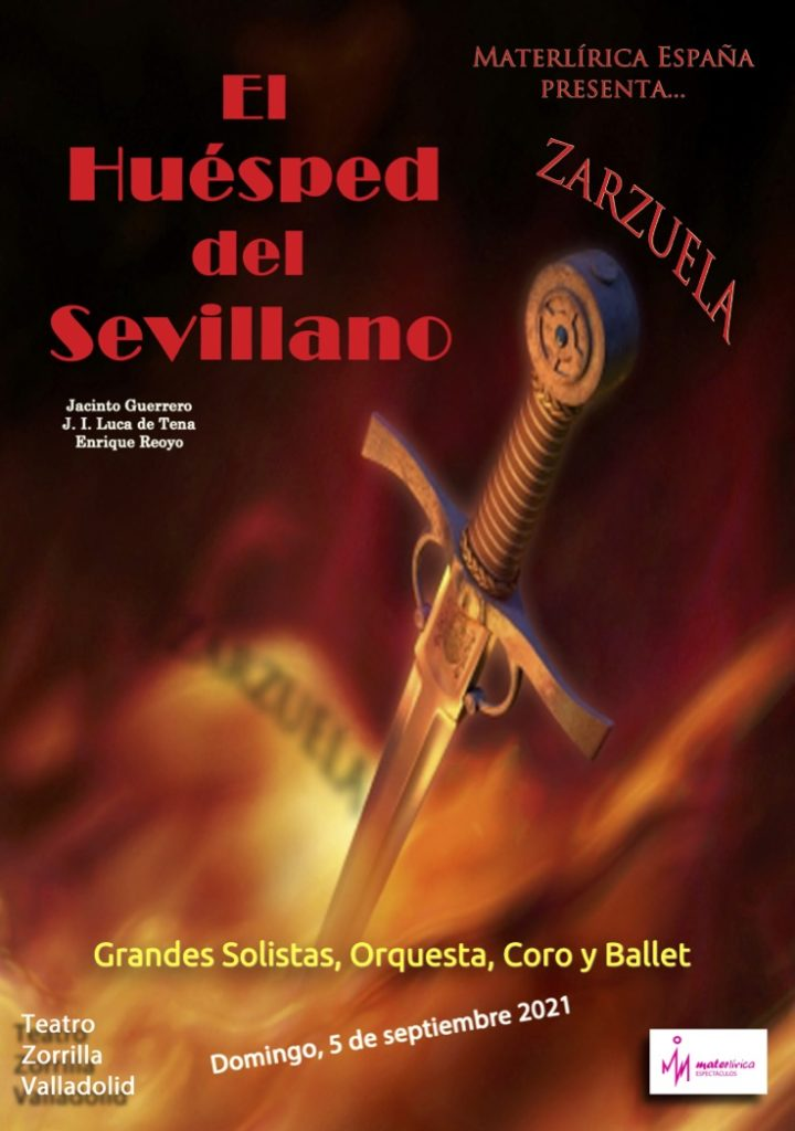 EL HUESPED del sevillano en Valladolid