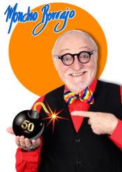 18 de Septiembre 2021: Moncho Borrajo 50 años.