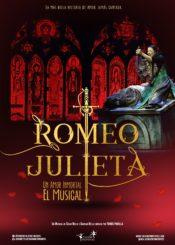 4, 5 y 6 noviembre: ROMEO Y JULIETA, un amor inmortal. El Musical.